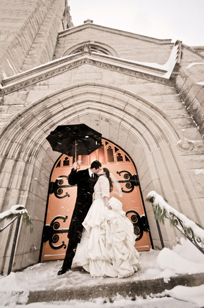 Colorado Winter Weddings