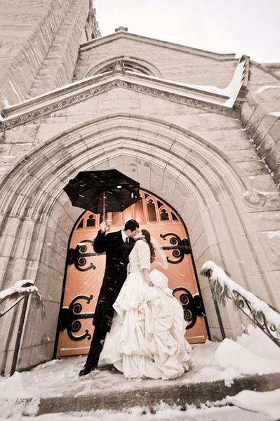Colorado Winter Weddings