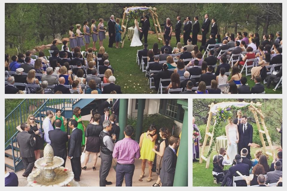 Mike and Emily Wedding Recap Lionscrest manor lyons