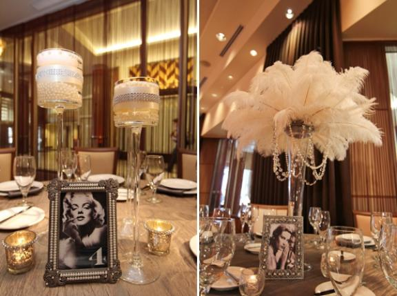 5 unique wedding theme ideas old hollywood