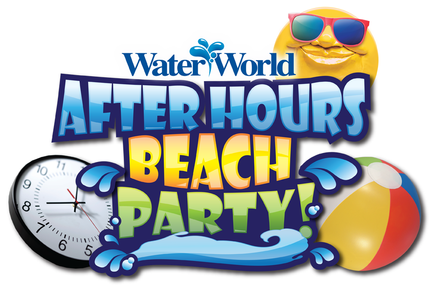 Water World After Hours event