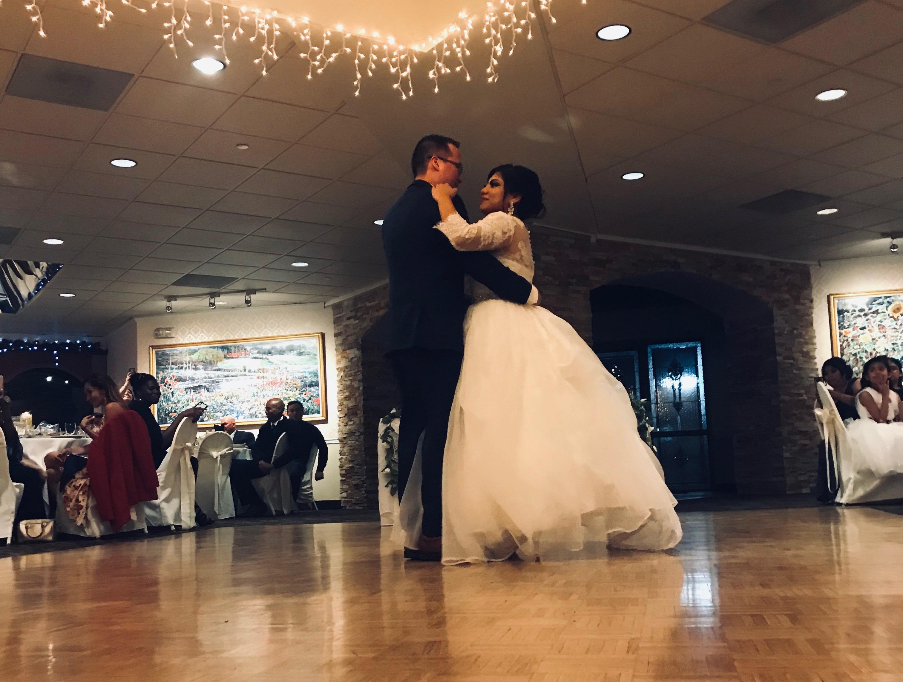 Franciscan Event Center wedding