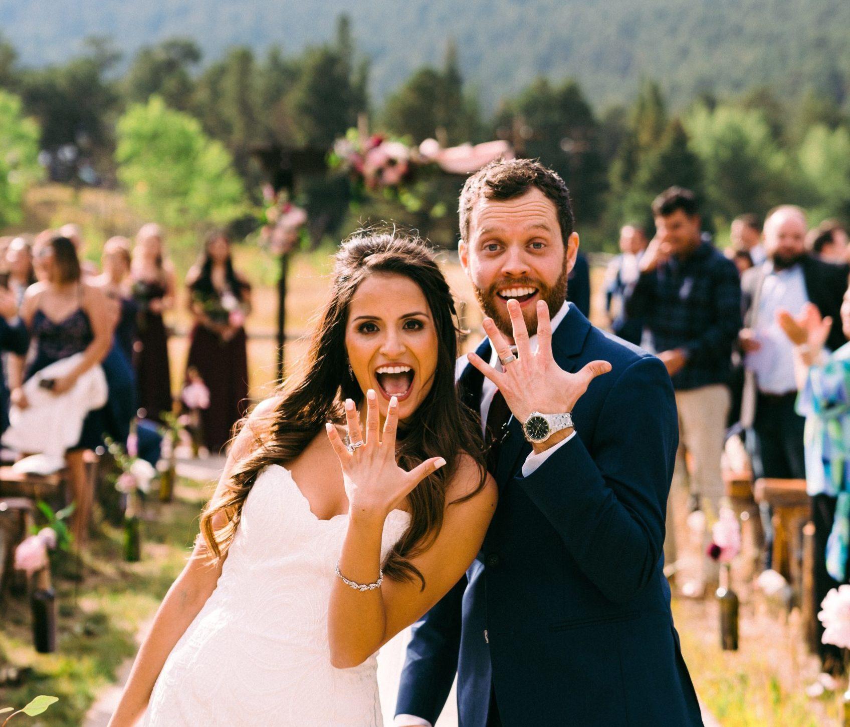 denver wedding photography wild basin